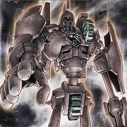 Ancient Gear Golem Card Profile : Official Yu-Gi-Oh! Site