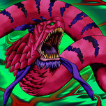 Giant Red Seasnake