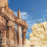 Blasting the Ruins