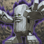Big Piece Golem
