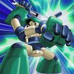 Magnet Warrior Σ-