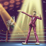 Ring Announcer