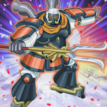 Superheavy Samurai Big Benkei