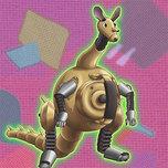 Junk Robot Teapot Kangaroo