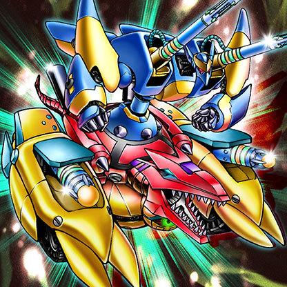XYZ-Dragon Cannon Card Profile : Official Yu-Gi-Oh! Site