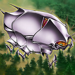 Metal Armored Bug