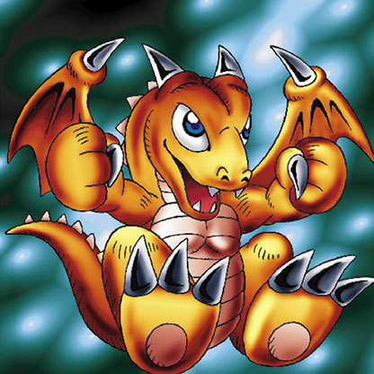 Baby Dragon Card Profile Official Yu Gi Oh Site
