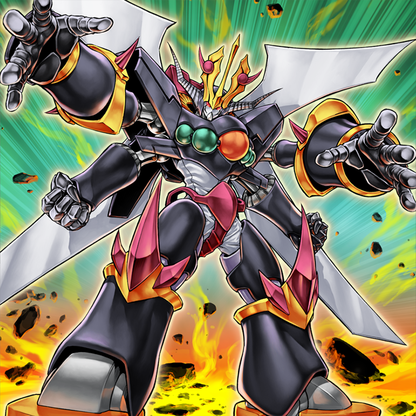 Junk-destroyer