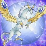 Crystal Beast Sapphire Pegasus