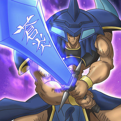 Blue-flame-swordsman