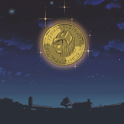 Gold-moon-coin