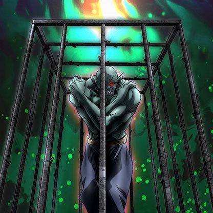 Iron-cage