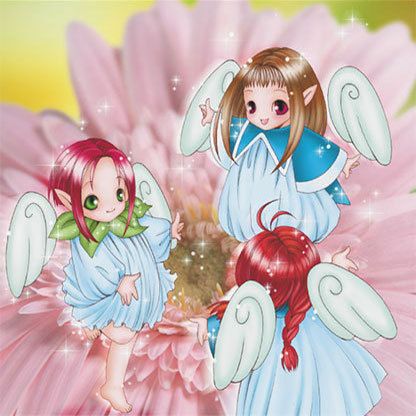 Dancing-fairy