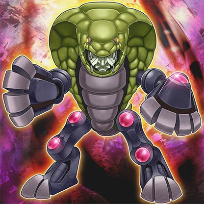 Gorgonic-golem