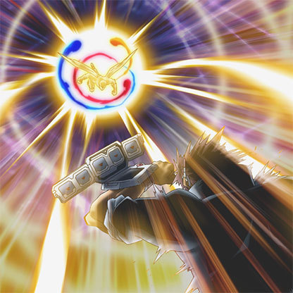 Overlay Buster Card Profile Official Yu Gi Oh Site