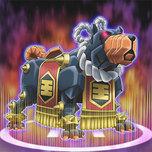 Sumo King Dog