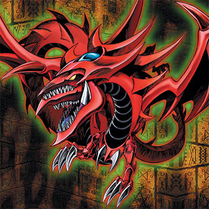 Slifer The Sky Dragon Card Profile Official Yu Gi Oh Site